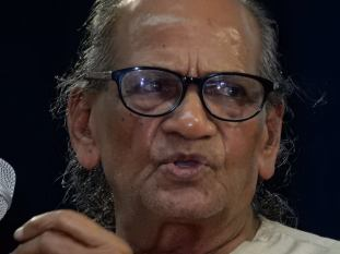 Shri Ram Vanji Sutar eminent Indian sculptor