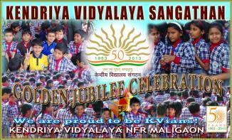 50 years of kvs_anutosh deb
