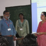 Anutosh, Chemmalar and Revathy