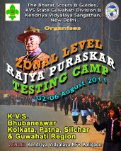 Scouts & Guides Banner design