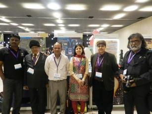 Microsoft Global Forum 2014 Barcelona: TEAM INDIA