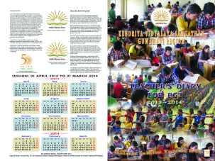 teachers diary 3