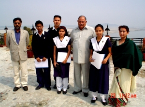 A VISIT TO THE GOVERNOR ASSAM