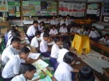 ART CLASS AT NARANGI