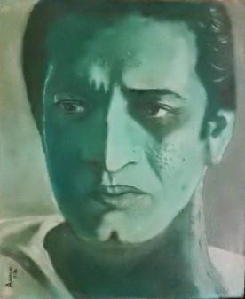 Portrait of Ray: 1985